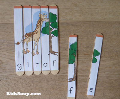going on a safari crafts activities games and emergent