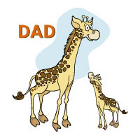 Father's Day Rhymes and Songs for preschool