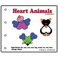 preschool and kindergarten sight words and numbers emergent reader