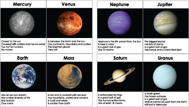 Facts About Each Planet For Kids