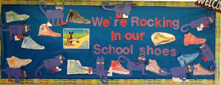 Pete The Cat Classroom Decoration And Ideas Kidssoup