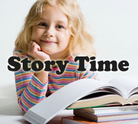 story time books and activities  for preschool and kindergarten