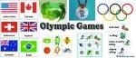 Olympic Games Activities and Crafts for Preschool and Kindergarten