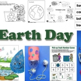 Earth Day Activities, Lessons, Crafts, and Games for Preschool