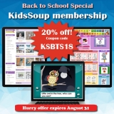 Back to School KidsSoup special