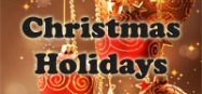 Christmas Holidays themes for preschool and kindergarten