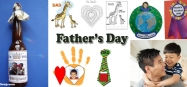 Father's Day Activities and Crafts for preschool and kindergarten