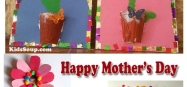 Preschool Mother's Day Crafts and Poems