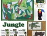 Jungle preschool lesson plans, activities, and crafts