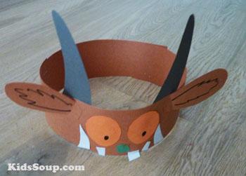 Gruffalo Headband | KidsSoup Resource Library