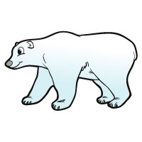 Polar Bear Activities, Crafts, Lessons, and Printables | KidsSoup