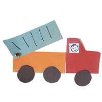dump truck games for toddlers