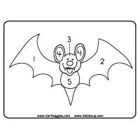 Bats Preschool Activities, Crafts, and Lessons | KidsSoup