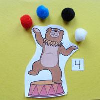 circus maths activities