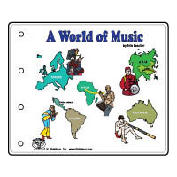 Music, Instruments Preschool Activities, Crafts, Lessons ...