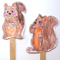 Squirrels Preschool And Kindergarten Activities And Lessons on Squirrels Preschool And Kindergarten Activities Lessons