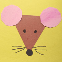 Mouse Crafts For Preschoolers