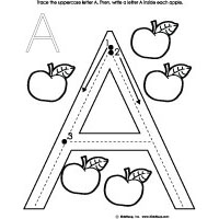 Preschool Apples Activities, Crafts, Lessons, and Games | KidsSoup