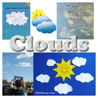 Preschool Weather Activities And Crafts