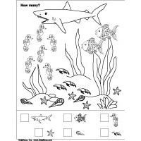 Download Ocean Habitat Worksheets For Kindergarten Gif