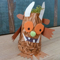 Gruffalo Craft preschool