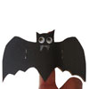 bat fingerpuppet