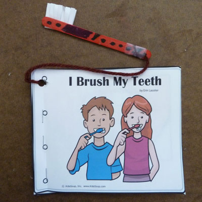 Preschool Crafts For Teeth