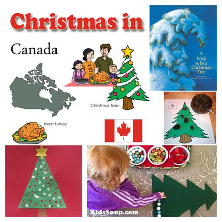 Christmas in Canada Ideas for the Classroom