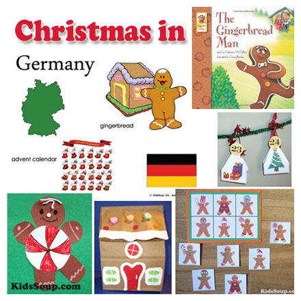 christmas in germany ideas for the classroom - When Is Christmas In Germany