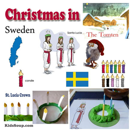 christmas in sweden ideas for the classroom