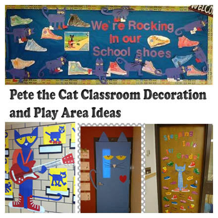 Delightful Pete The Cat Classroom Decoration And Ideas