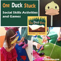 Ducks Crafts, Activities, Lessons, Games, and Printables | KidsSoup