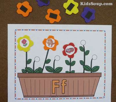 Flower Garden Crafts Activities Lessons Games for Preschool and – Gardening Lesson Plans