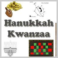Preschool Kindergarten Hanukkah and Kwanzaa Activities
