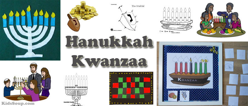 Hanukkah And Kwanzaa Activities Lessons Crafts Kidssoup. Hanukkah And Kwanzaa Activities For Preschool Kindergarten. First Grade. Kwanzaa Worksheets For First Grade At Mspartners.co