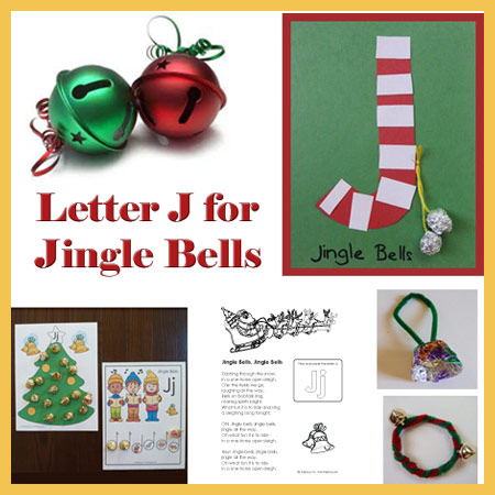 Letter J For Jingle Bells