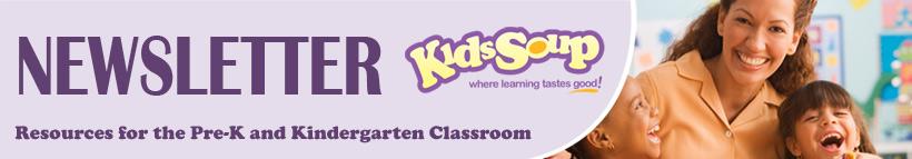 KidsSoup Newsletter Sign Up