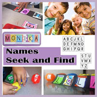 Preschool Kindergarten My Name Preschool Lesson