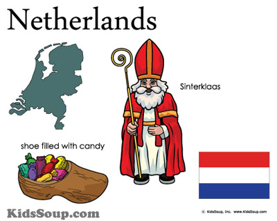 Christmas In The Netherlands Ideas For The Classroom