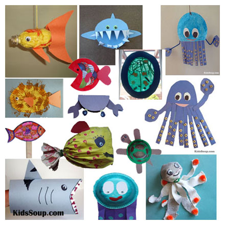 preschool under the sea crafts the sea and activities crafts and for 173