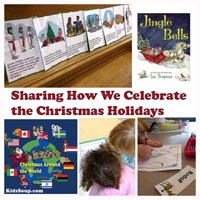 Preschool Kindergarten Christmas Celebration Lesson