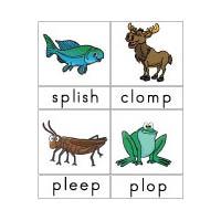 One Duck Stuck preschool and kindergarten circle time activities