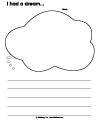 Martin Luther King writing activity and printable for kindergarten