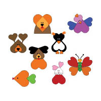 My heart is like a zoo preschool felt story song and printables