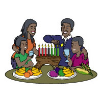 Kwanzaa activities, lesson, games, and crafts for preschool and kindergarten