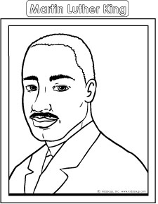 Martin Luther King Day Lesson, Crafts, and Activities | KidsSoup
