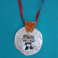 Olympic Medal Craft for Preschool and Kindergarten