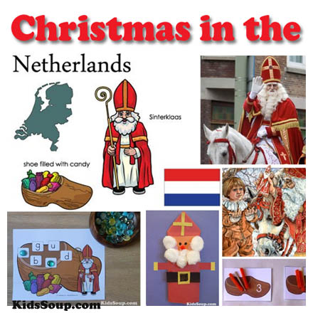 Dutch Christmas.Christmas In The Netherlands Ideas For The Classroom Kidssoup