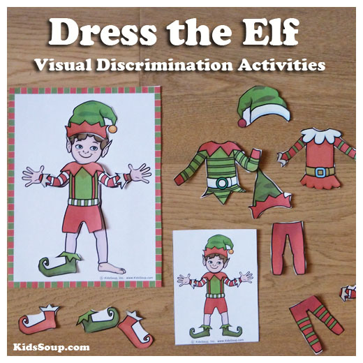 Elves And Elf On The Shelf In The Preschool And