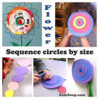 Preschool Kindergarten Flowers Lesson and Activity